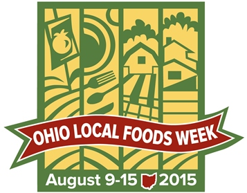Ohio Local Foods Week Logo